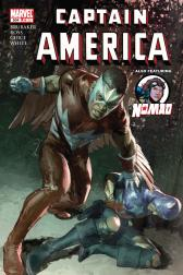 Captain America #604 