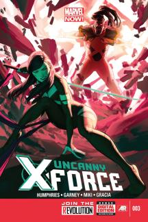 Uncanny X-Force (2013) #3