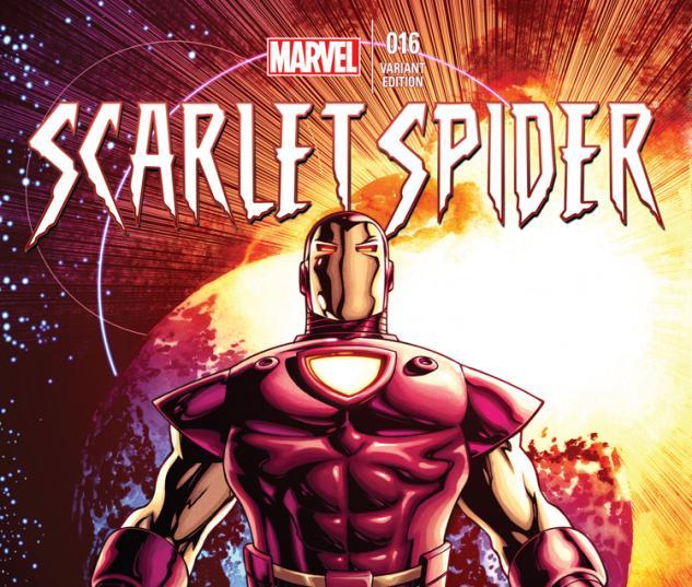 Scarlet Spider Man 2012 Scarlet Spider 2012 16
