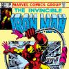 Iron Man (1968) #168 Cover
