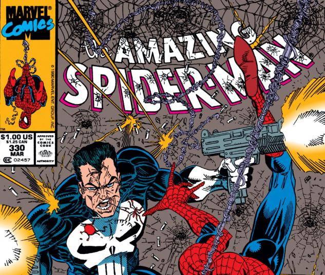 Amazing Spider-Man (1963) #330 Cover