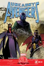 Uncanny Avengers (2012) #8