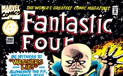 Fantastic Four (1961) #398 Cover
