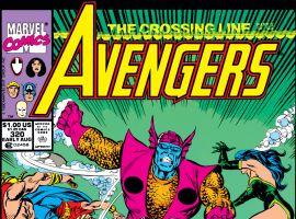 Avengers (1963) #320 Cover
