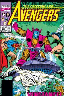 Avengers #320