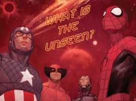 See What's New in Marvel AR 7/2/14