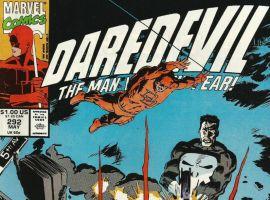 Daredevil #293 cover