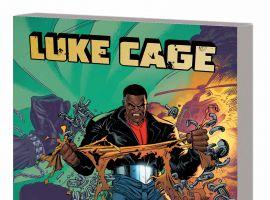 LUKE CAGE: SECOND CHANCES VOL. 1 TPB