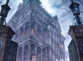 The Haunted Mansion by EM Gist