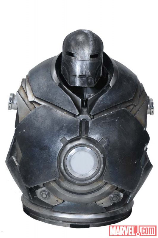 Iron Monger movie prop from Iron Man