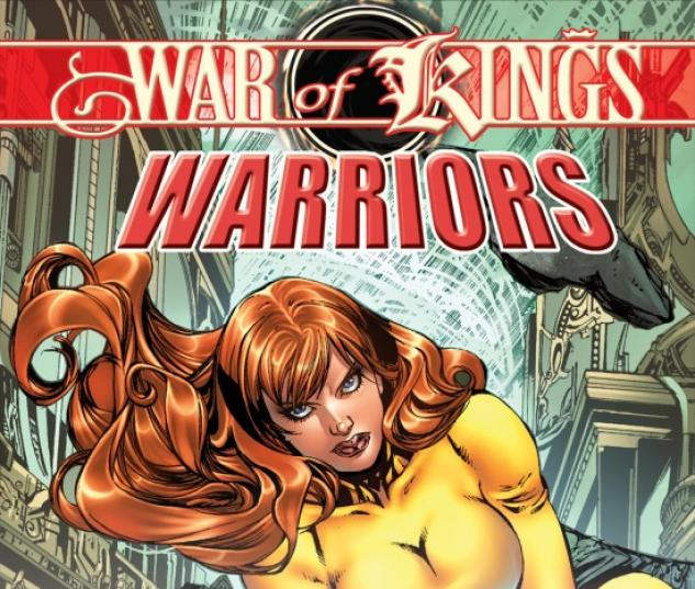 WAR OF KINGS: WARRIORS - CRYSTAL #2