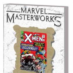 MARVEL MASTERWORKS: THE X-MEN (VARIANT (DM ONLY))