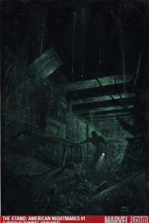 The Stand: American Nightmares (2009) #1 (LINCOLN TUNNEL VARIANT)