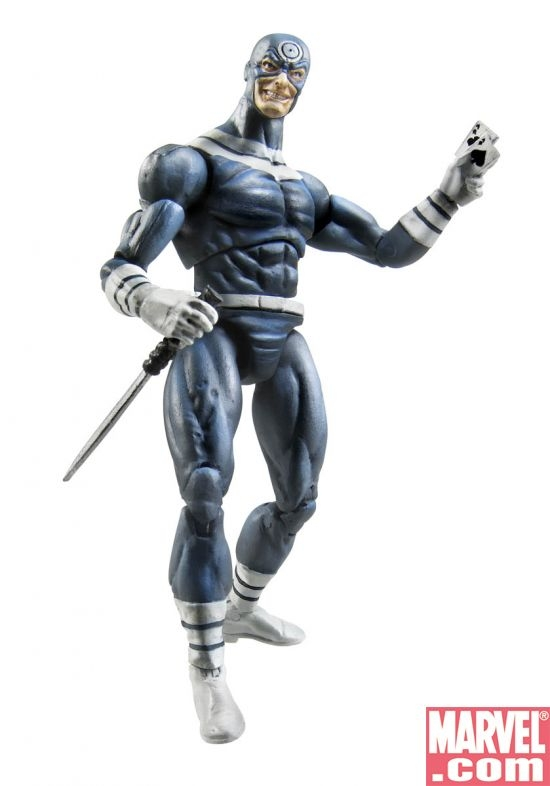Marvel 3.75 Figures (Wave 1): Bullseye