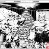 Hulk Smash Bah Humbugs With Santa Hulk Variants!