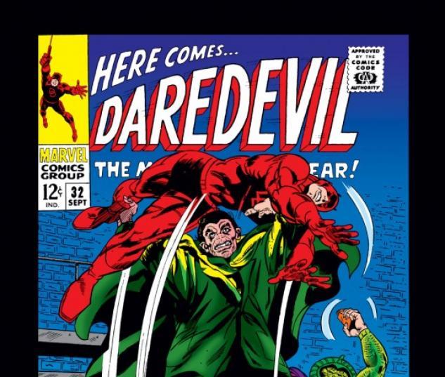 DAREDEVIL #32 COVER