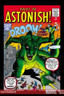 Tales to Astonish (1959) #9