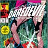 DAREDEVIL #260 COVER