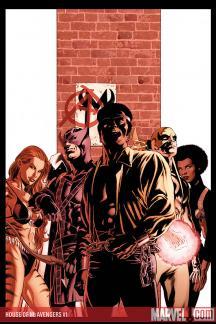 House of M: Avengers #1