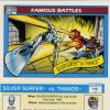 Silver Surfer vs. Thanos, Card #116