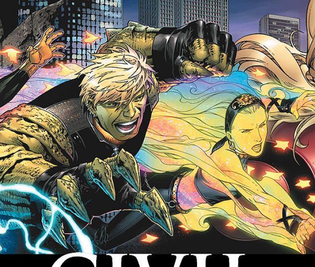 Civil War: Young Avengers & Runaways (2006) #3