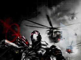 War Machine from WAR MACHINE #2 by Francesco Mattina