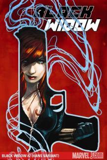 Black Widow (2010) #2 (HANS VARIANT)