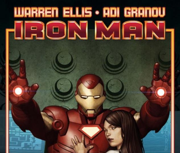 Iron Man: Extremis Director's Cut (2010) #4
