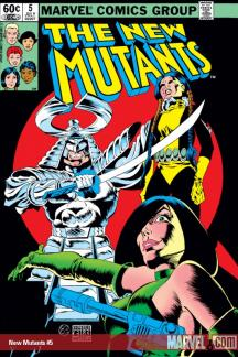 New Mutants (1983) #5