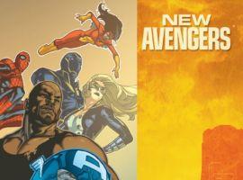 NEW AVENGERS #64 Cover by Stuart Immonen