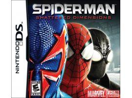 ''Spider-Man: Shattered Dimensions'' Nintendo DS box art