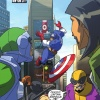 AVENGERS: EARTH'S MIGHTIEST HEROES! #1 preview page by Scott Wegener