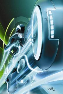 Tron: Betrayal (2010) #2