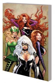 Women of Marvel: Celebrating Seven Decades Fradon Cover (DM Only) (Hardcover)