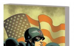 Captain America: The Fighting Avenger  a  #1