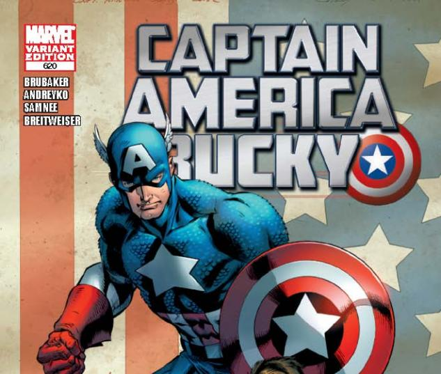 CAPTAIN AMERICA AND BUCKY 620 BAGLEY VARIANT