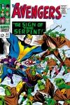 Avengers (1963) #32 cover