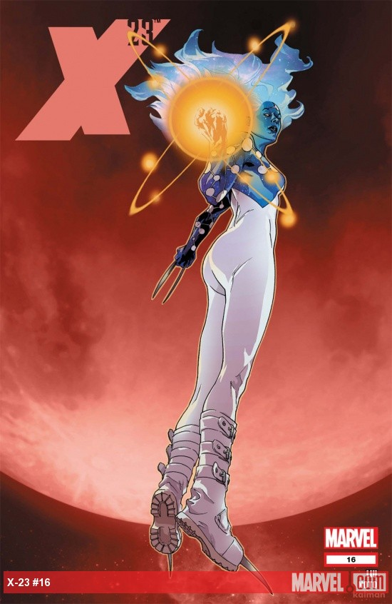 X-23 (2010) #16