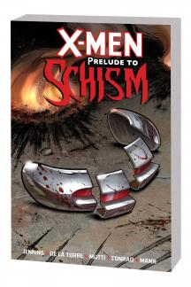 X-MEN: PRELUDE TO SCHISM TPB (Hardcover)