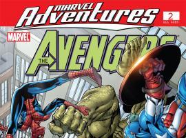 Marvel Adventures the Avengers (2006) #2