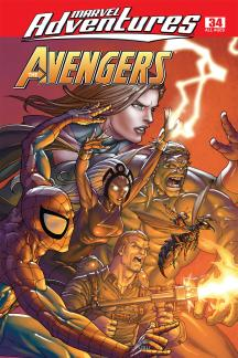 Marvel Adventures the Avengers (2006) #34