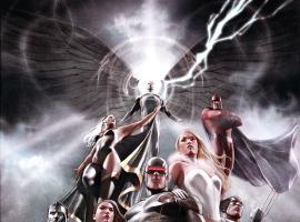 X-Men (2010) #1 cover by Adi Granov