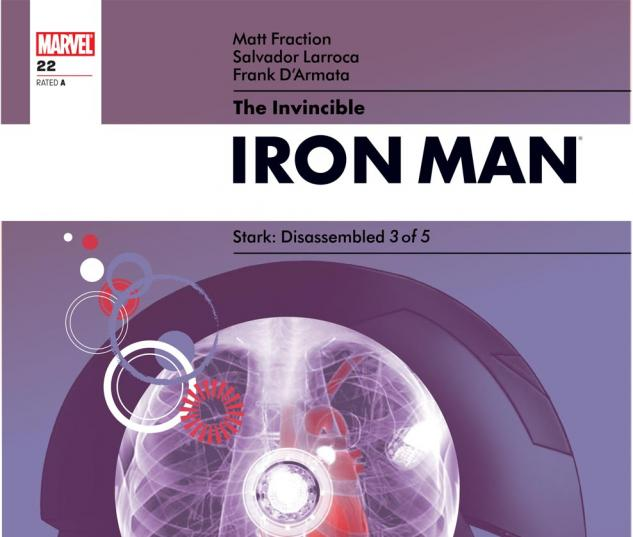 Invincible Iron Man (2008) #22