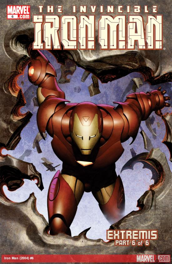 Iron Man (2004) #6
