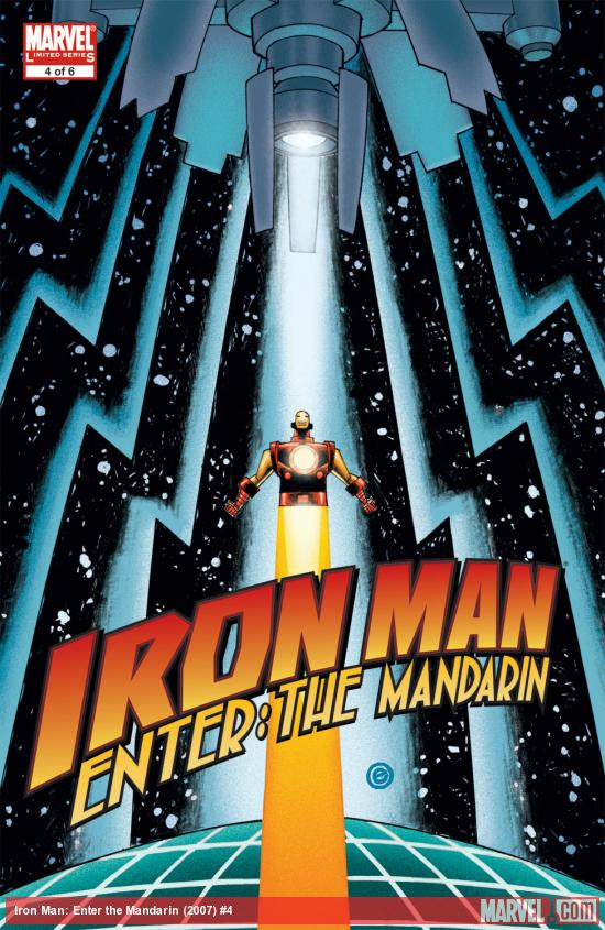 Iron Man: Enter the Mandarin (2007) #4