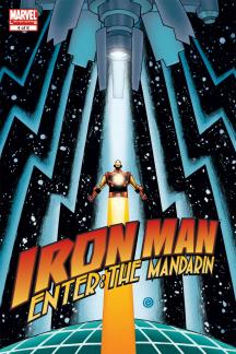 Iron Man: Enter the Mandarin #4