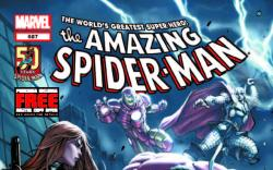 AMAZING SPIDER-MAN 687 (WITH DIGITAL CODE)
