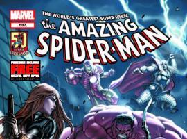 AMAZING SPIDER-MAN 687 (WITH DIGITAL CODE)