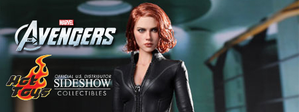 Hot Toys Avenger Black Widow Figure Revealed