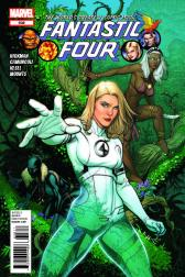 Fantastic Four #608 